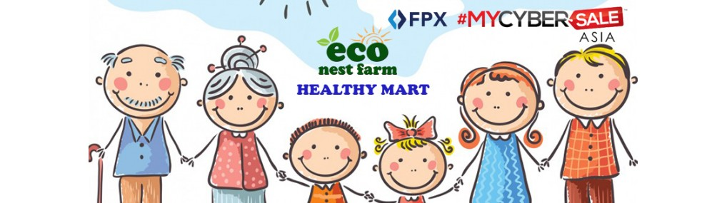 ECO Nest Farm Store Banner 1
