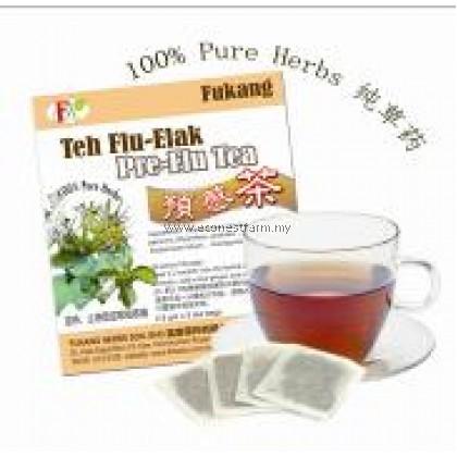 ECO Pre-Flu Tea 鱼腥草预感茶