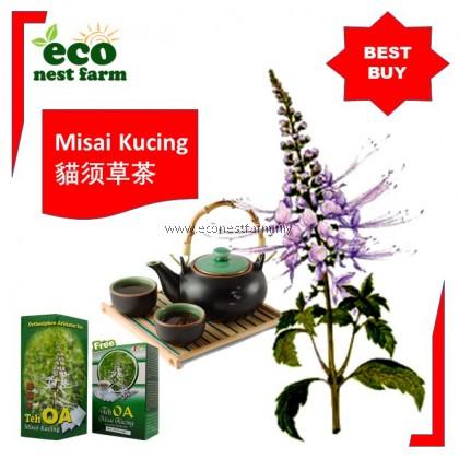 OA Tea 貓鬚茶 (Misai Kucing) 1 box + Free 1 box
