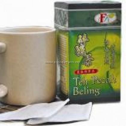 BLACK FACE GENERAL TEA (Teh Pecah Beling) 碎璃茶/黑面将军茶