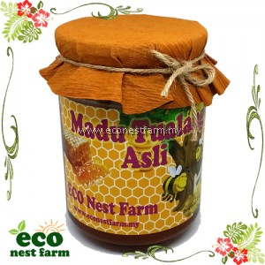 ECO Tualang Wild Honey (700g)