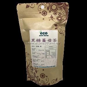 Brown sugar ginger tea 黑糖薑母茶