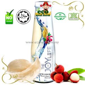ECO Collagen Bird Nest Drink Laici 胶原蛋白荔枝燕窝饮