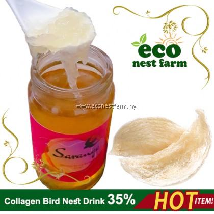 Sarange Kolagen Sarang Burung Asli (Collagen Bird Nest) 35%