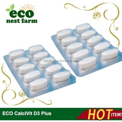 Halal ECO Vitamode CalciVit D3 Plus K2 Tablet