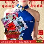 HAMPER CNY 吉祥如意礼篮(西马) ECO-AB-8 (WEST MALAYSIA)