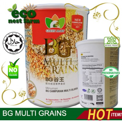 BG MULTI GRAINS BG谷王
