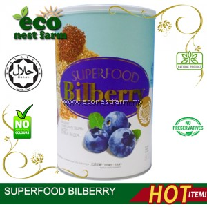 SUPERFOOD BILBERRY
