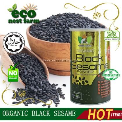 BLACK SESAME POWDER ORGANIC 黑芝麻粉有机 即溶