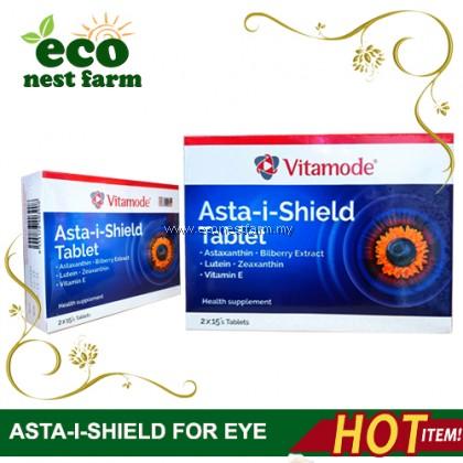 ASTA I SHIELD EYE HEALTH VITAMODE TABLET