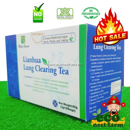 Lianhua Lung Clearing Tea