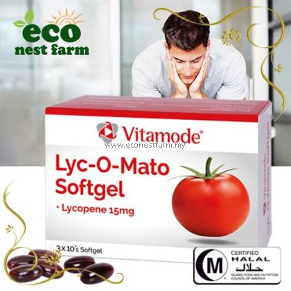 Urination Improvement LycoMato Softgel