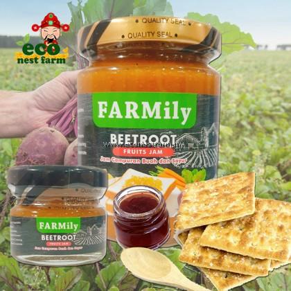 FARMily Fruits Spread Vegetable Jam Beetroot Flavour