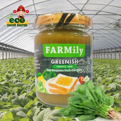 FARMILY FRUITS SPREAD VEGETABLE JAM GREENISH FLAVOUR
