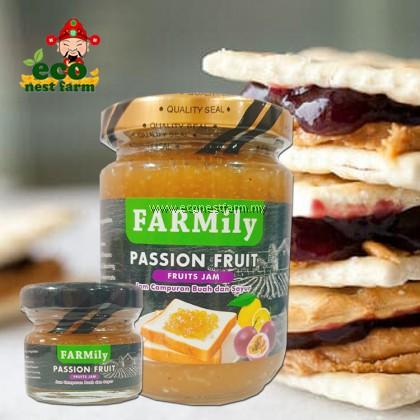 FARMILY FRUITS SPREAD VEGETABLE JAM PASSION FRUIT FLAVOUR