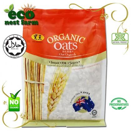 ORGANIC OAT AUSTRALIA 有机澳洲燕麦片